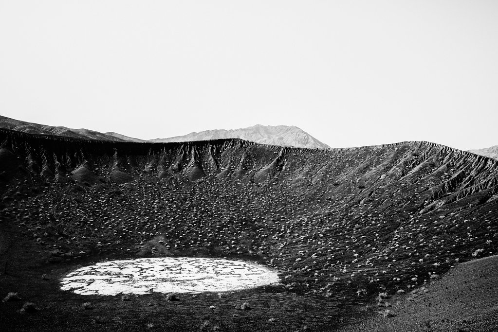 Ubehebe Crater, Death Valley, NV