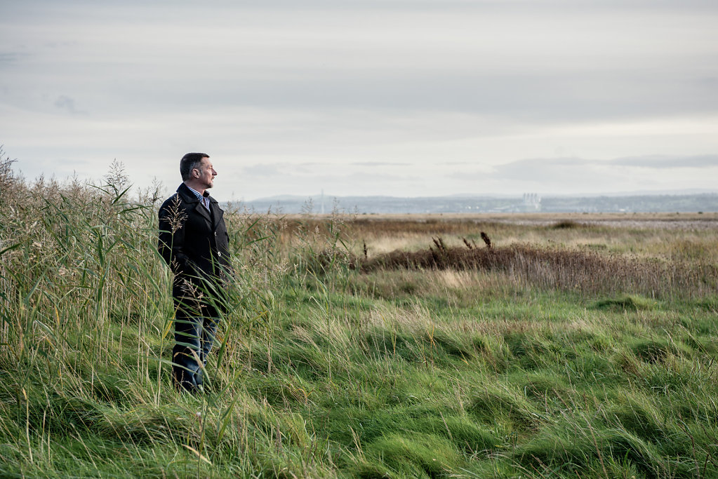 James Denny, Wirral Marshes for The Guardian