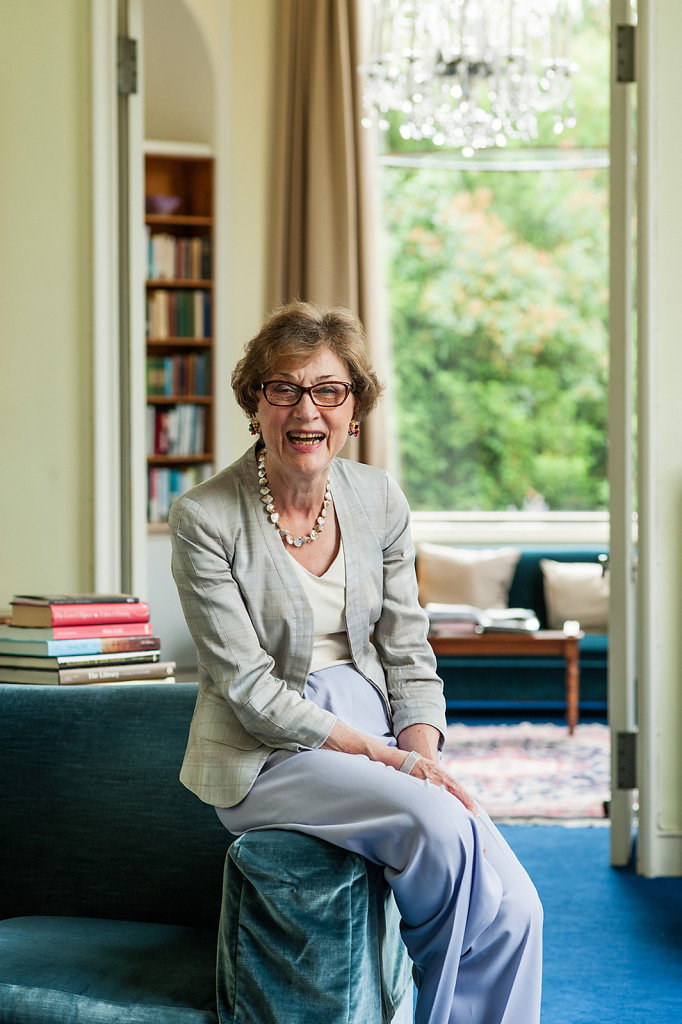 Professor Dame Carol Black, Newnham College, Cambridge